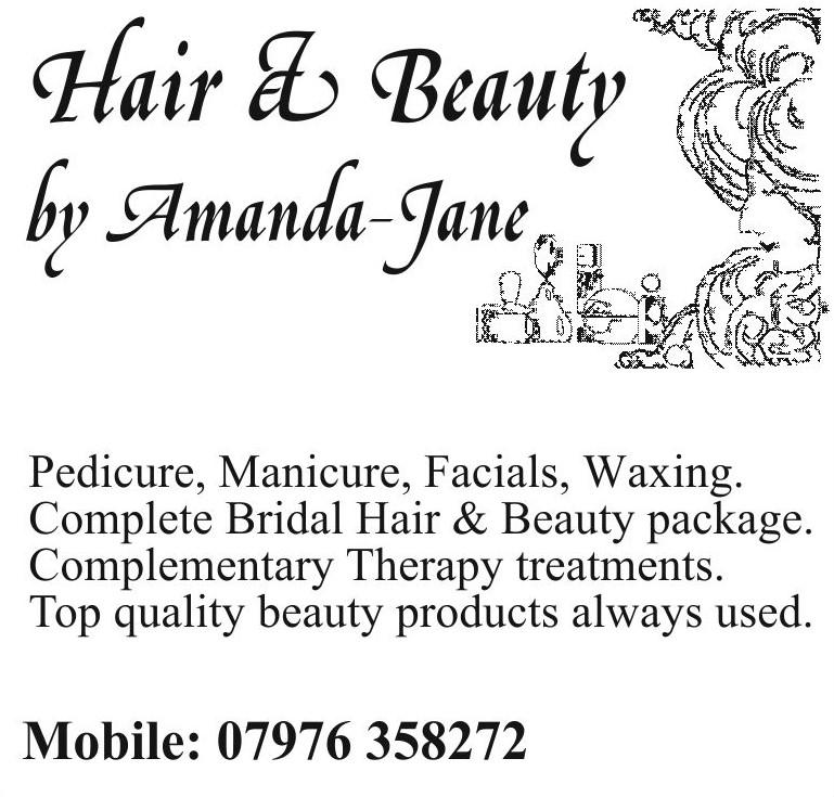 Amanda Jane Hair & Beauty