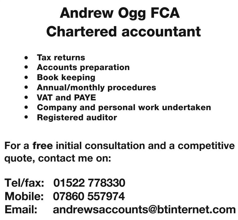 Andrew Ogg Chartered Accountant