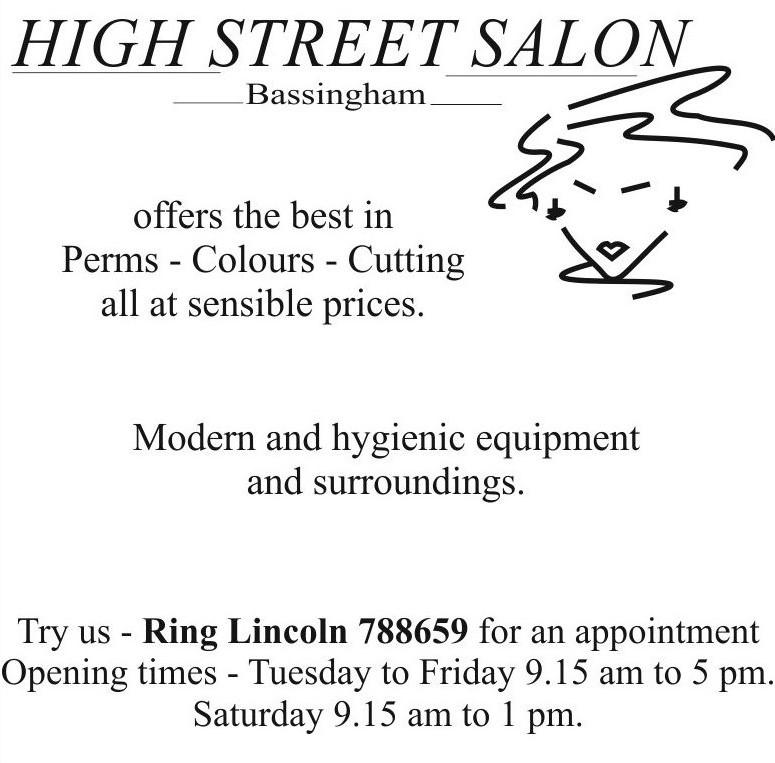 Bass High Street Salon