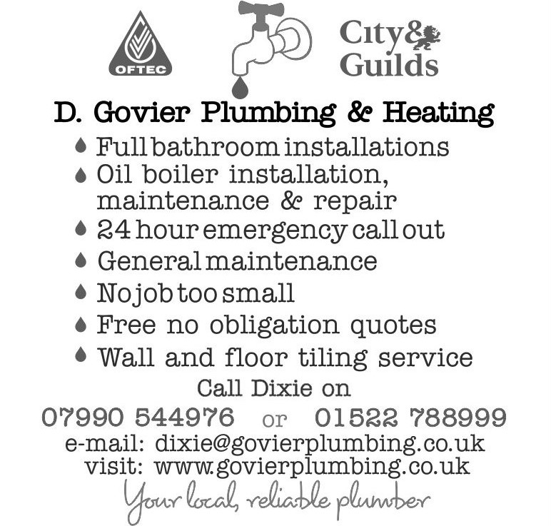 D Govier Plumbing