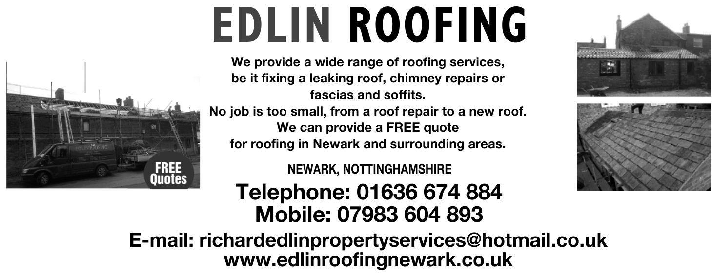Edlin Roofing