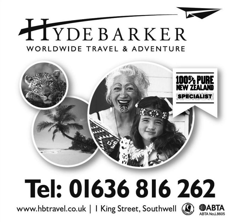 Hyde Barker Travel