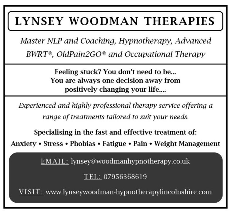 Lynsey Woodman therapies