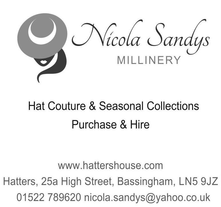 Nicola Sandys Millinery