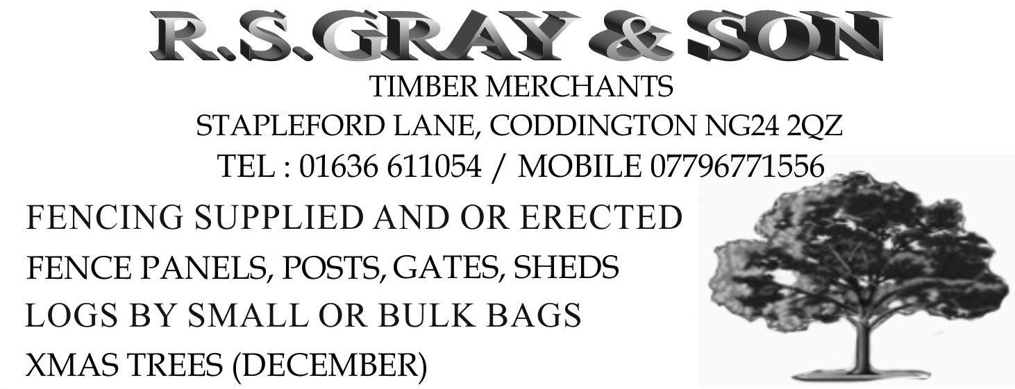 R S Gray Timber Merchants