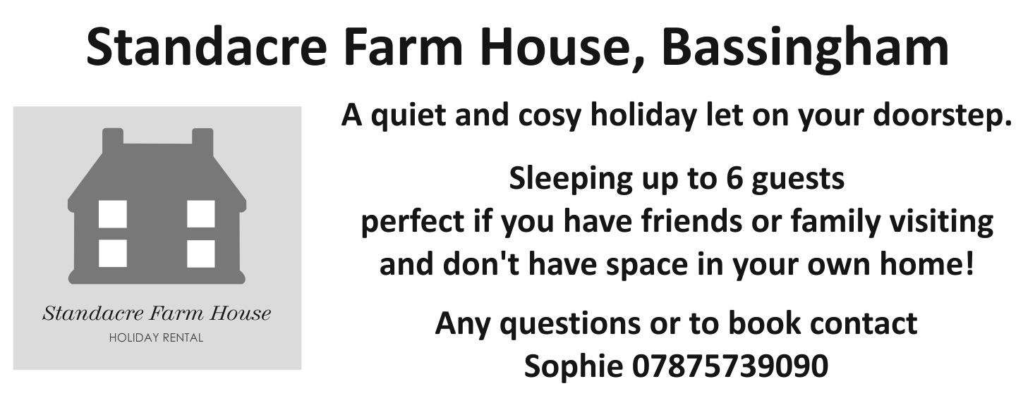 Standacre farm house