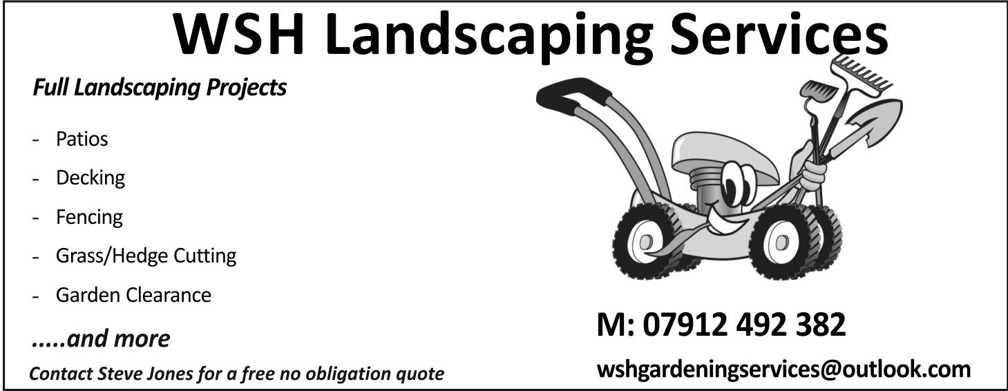 WSH Landscaping